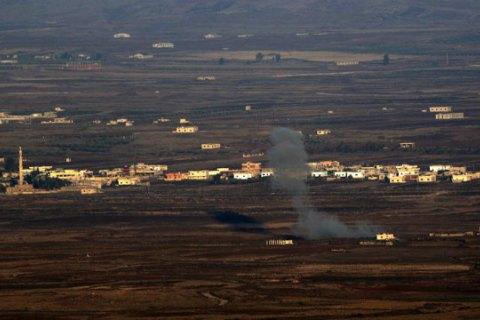 Сирия перехватила три израильские ракеты, выпущенные по военному посту возле Дамаска