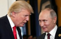 Белый дом подтвердил подготовку встречи Трампа с Путиным