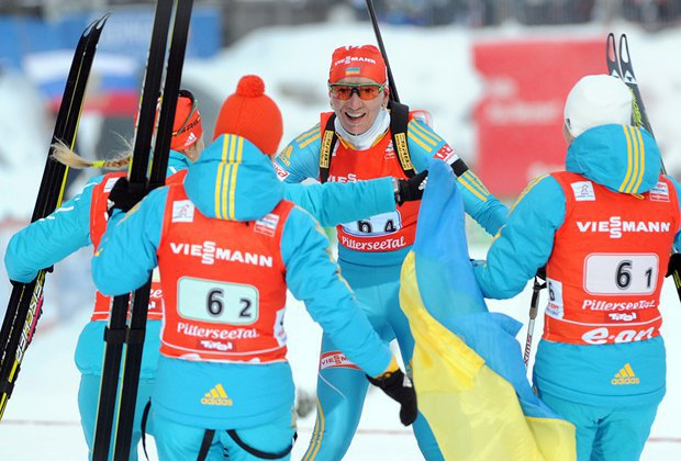 В новом сезоне украинские биатлонистки выигрывали эстафетную гонку и находятся в числе главных претендентов на золото Сочи