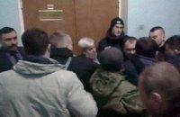 В мэрии Полтавы побили чиновника
