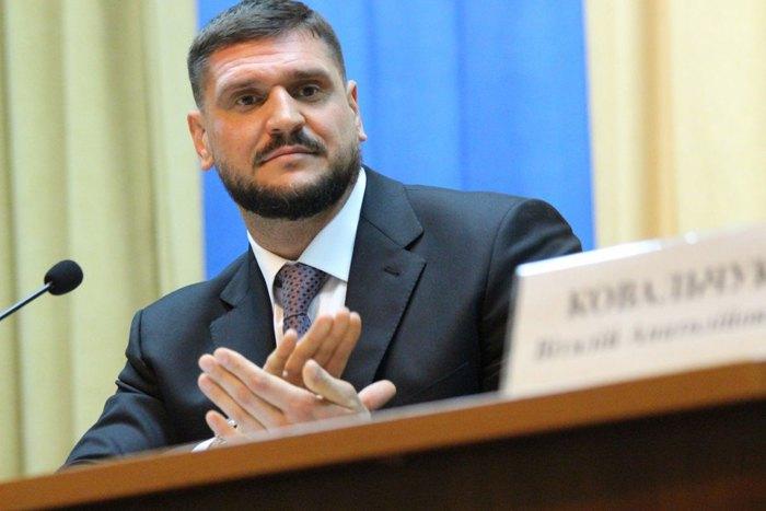 Алексей Савченко во время официального представления нового главы Николаевской облгосадминистрации, 6 октября 2016 года.
