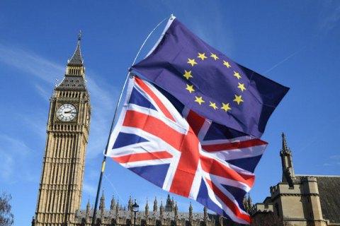 """Великобритания пригрозила Брюсселю отказом от выплаты 39 млрд фунтов за """"Брексит"""""""