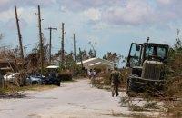 """К Багамским островам приближается новый ураган """"Умберто"""""""