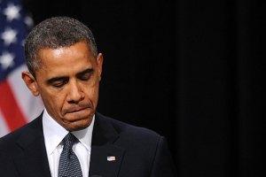 """Обама: """"Нас на время сбили с ног, но мы скоро поднимемся"""""""