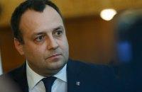 В Ужгороде сгорел автомобиль экс-главы Закарпатского облсовета
