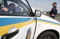 Запорожский гаишник сбил девушку на «зебре»