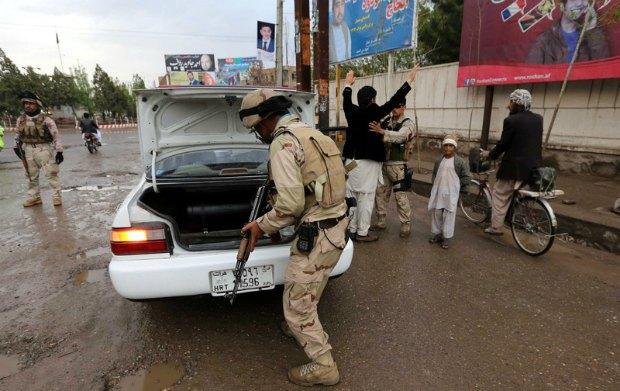 Афганские силовики усиливают меры безопасности