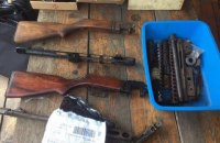 В Одессе правоохранители закрыли нелегальную оружейную мастерскую