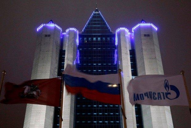 Российскому газовому гиганту не нравится, что Украина будет добывать газ из сланцев