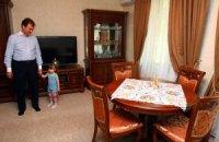 Попов отметил День Киева в детсаду