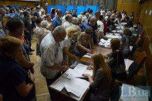 До 12:00 проголосували чверть виборців, - ОПОРА