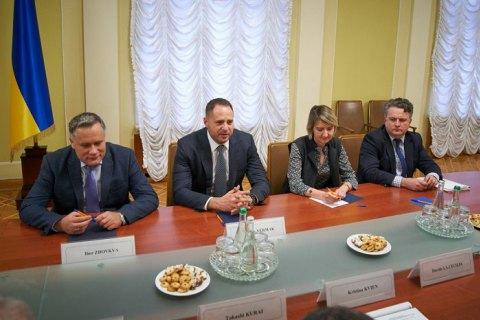 Донбасс захотел войти в состав России на правах федерального округа