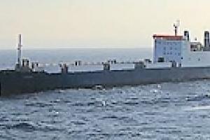 У берегов Стамбула потерпел крушение сухогруз Kramco