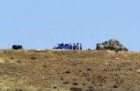 На турецко-сирийской границе взорвался автомобиль, есть раненые