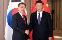 Китай и Южная Корея хотят мирно решить проблему КНДР