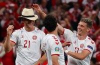 Данія встановила рекорд чемпіонатів Європи