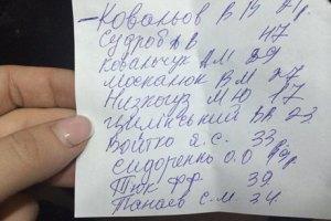 """10-х поранених на Грушевського в лікарні утримують у """"міліцейських боксах"""""""