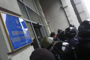 У Харкові сепаратисти прорвалися в будівлю міськради