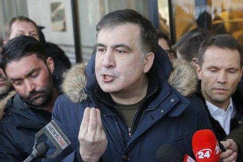 Саакашвили выдворили в Польшу (обновлено)