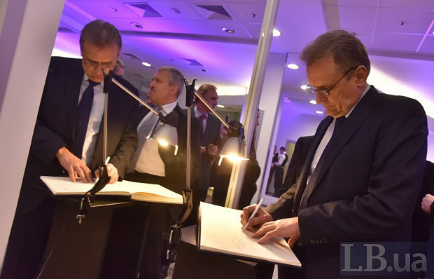 Председатель Общественного совета Министерства аграрной политики и продовольствия Украины, Леонид Козаченко