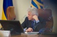Литвин наполягає на своєму звільненні