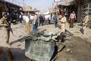 В Ираке 13 человек подорвались на мине