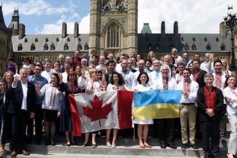 Яценюк вКанаде назвал главную цель Украинского государства