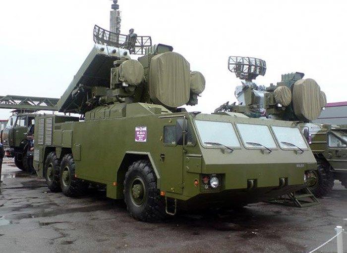 ЗРК Т38 «Стилет»