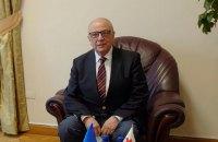 Посол Грузії повернувся в Україну після майже річної відсутності