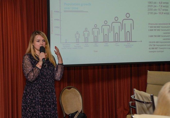 Глава Ассоциации лидеров устойчивого развития Елена Зубарева