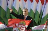 Партія Орбана перемогла на парламентських виборах в Угорщині