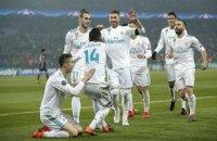 «Реал» і «Ліверпуль» стали першими чвертьфіналістами Ліги чемпіонів