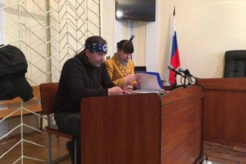 Кримчанина, який підняв над будинком український прапор, засудили до виправних робіт