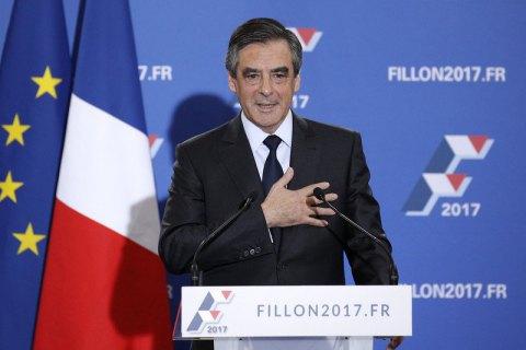 Фійона офіційно затверджено кандидатом у президенти Франції