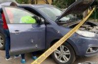На Закарпатті обстріляли автомобіль поліцейського начальника (оновлено)