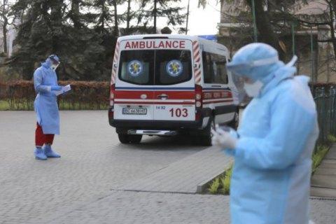 Минздрав подготовит 15 тысяч дополнительных больничных коек для больных коронавирусом