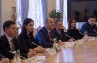 Парубій у червні відвідає Францію для активізації міжпарламентського діалогу