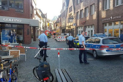 Немецкая полиция не нашла террористического следа в атаке в Мюнстере