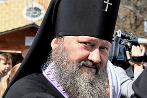 Настоятель Лавры накликал кару Божью на детей журналиста
