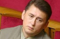Мельниченко в президенты не подавался