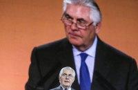 """Тиллерсон назвал Россию """"недружественным противником"""""""