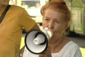 Запорожская активистка, которую поместили на принудительное лечение в психбольницу, здорова