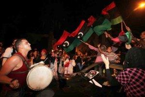 Повстанцы захватили телецентр в Триполи