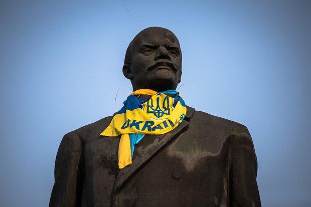 Ленин в Краматорске