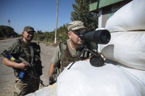 Штаб ООС: з моменту оголошення режиму тиші від обстрілів не загинув жоден військовий