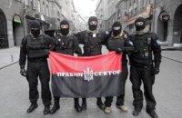 Милиция и Правый сектор объединились в борьбе с киевскими ларьками
