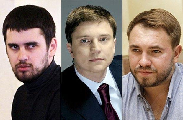 Евгений Дейдей, Олесь Довгий, Андрей Лозовой