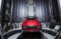 Илон Маск показал электрокар, который полетит на Марс
