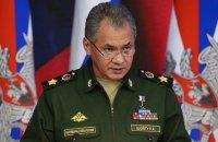 Міністр оборони Росії анонсував серійне виробництво бойових роботів