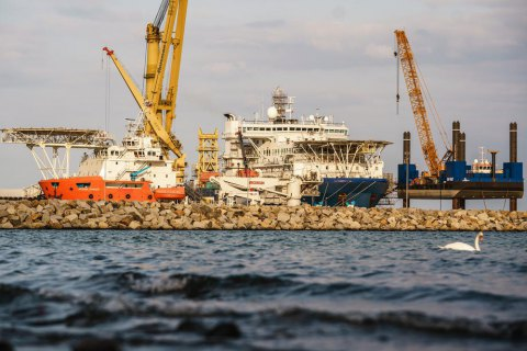 """Немецкие экологи обжаловали в суде разрешение на продолжение строительства """"Северного потока - 2"""""""